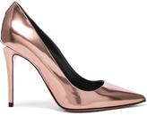 Alexander Wang Leather Tia Mirror Heels