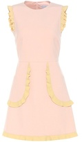 RED Valentino Ruffled mini dress