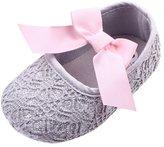 Zhengpin Toddler Infant Kids Baby Girl Princess Crib Shoes