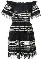 Lemlem Maya off-the-shoulder dress