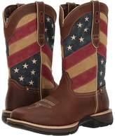 Durango Rebel 12 Flag Cowboy Boots