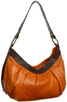 Latico Leathers P.S. Pleated Large Shoulder Bag
