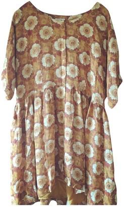 American Vintage \N Orange Dress for Women