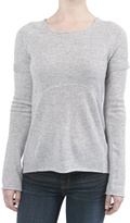 Kokun Double Sleeved Sweater Grey