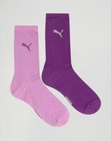 Puma Classic Two Pack Socks