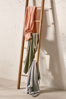 Urban Outfitters Rowley Cozy Fleece Throw Blanket