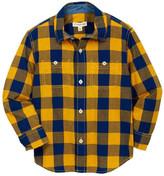 Tucker + Tate Plaid Woven Shirt (Little Boys)
