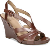 Naturalizer Brandy Wedge Sandals