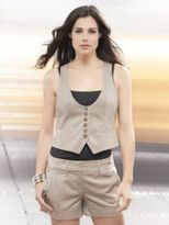 New York & Co. Scoop Neck Vest