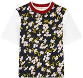 Marni Mini Me graphic T-shirt