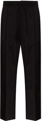 Cmmn Swdn Tapered Drawstring Trousers