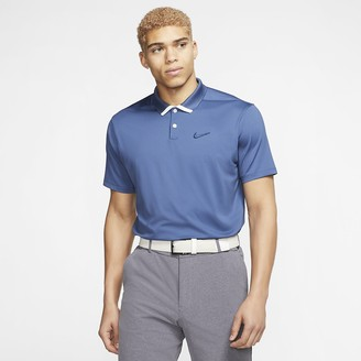 Nike Mens Golf Polo Dri-FIT Vapor