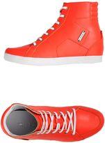 Adidas SLVR High-top sneakers - Item 44569816