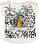 Little Marc Jacobs Youth Girl's Graphic T-Shirt