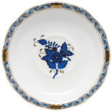Herend Chinese Bouquet Black Sapphire Saucer