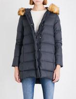 Armani Jeans Longline shell jacket