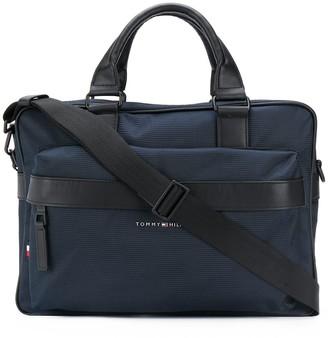 Tommy Hilfiger Logo Laptop Bag