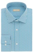 MICHAEL Michael Kors Gingham Printed Dress Shirt