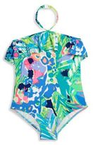 Lilly Pulitzer Toddler's, Little Girl's & Girl's Kaelie Swimsuit