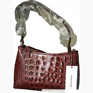 Brahmin Brown Leather Handbags