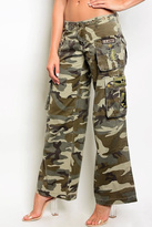 People Outfitter Camouflage Cargo Pants