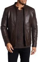 Rogue Short Leather Jacket