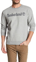 Timberland Long Sleeve Linear Logo Pullover
