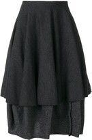 Comme des Garcons Pre Owned 1990's midi skirt