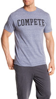 CONTENDERS Compete Short Sleeve Front Graphic Print Tee