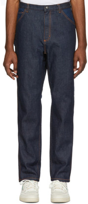 A.P.C. Indigo Job Jeans