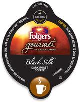 Keurig Vue(TM) Pack 16-Count Folgers Gourmet Selections® Black Silk Coffee for Brewers