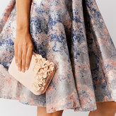 Coast Lottie Floral Artwork Clutch