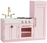 Pottery Barn Kids Chelsea All-in-One Kitchen, Pale Pink
