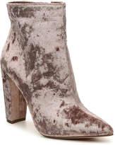 Jessica Simpson Teddi Velvet Bootie - Women's