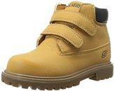 Skechers 93159N Mecca - Sawmill Classic Velcro Boot (Toddler/Little Kid)