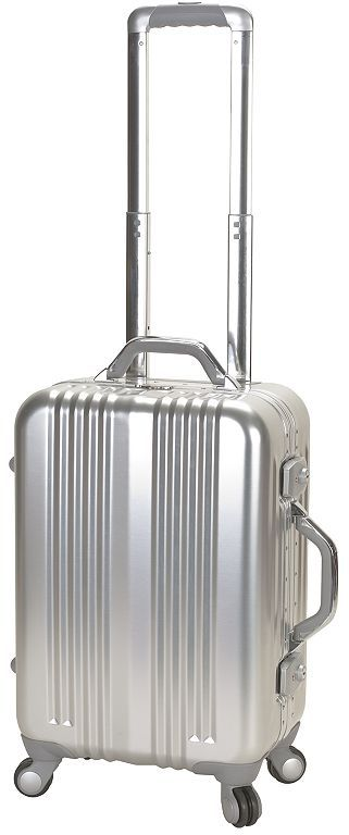 Rockland luggage, hi-tech 21 1/2-in. hardside spinner carry-on