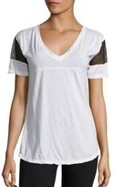 Olympia Corfu Mesh Inset T-Shirt
