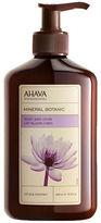 Ahava Mineral Botanic Lotus and Chestnut Velvet Body Lotion