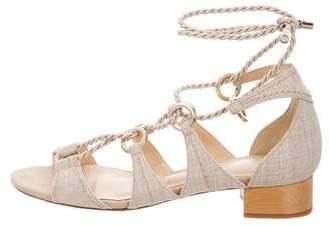 Alexandre Birman Olivia Lace-Up Sandals