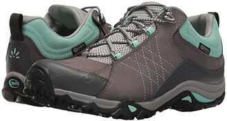 Oboz Sapphire Low BDry (Charcoal/Beach Glass) Women's Shoes