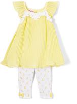 Yellow Babydoll Top & Pants - Infant