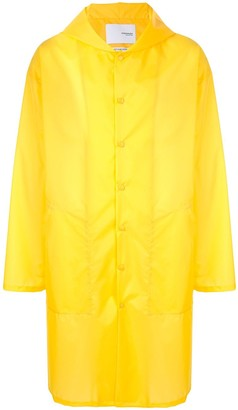 Yoshio Kubo Packable Raincoat