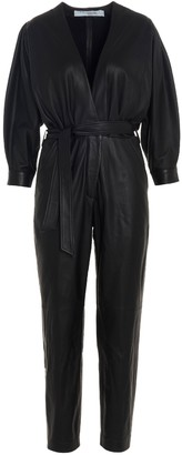 IRO Healy Belted Jumpsuit