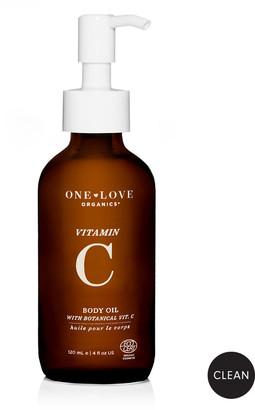One Love Organics Vitamin C Body Oil, 4.0 oz./ 120 mL