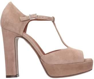 L'Autre Chose Lautre Chose LAutre Chose Sandals In Powder Suede