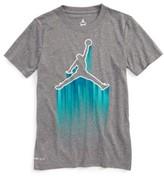 Jordan Boy's Jumpman Blastoff Dry T-Shirt