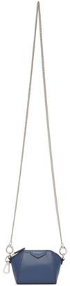 Givenchy Navy Baby Antigona Bag