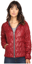 Kenneth Cole New York Quilted Chevron Jacket