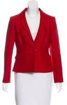 Valentino Wool & Silk-Blend Blazer