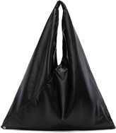MM6 MAISON MARGIELA Black Faux-leather Tote